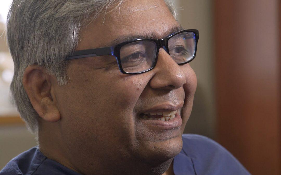Testimonial: Dr. Sanjay Bhatia