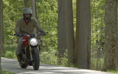 Preventing Head Injuries When Riding a Motorcycle